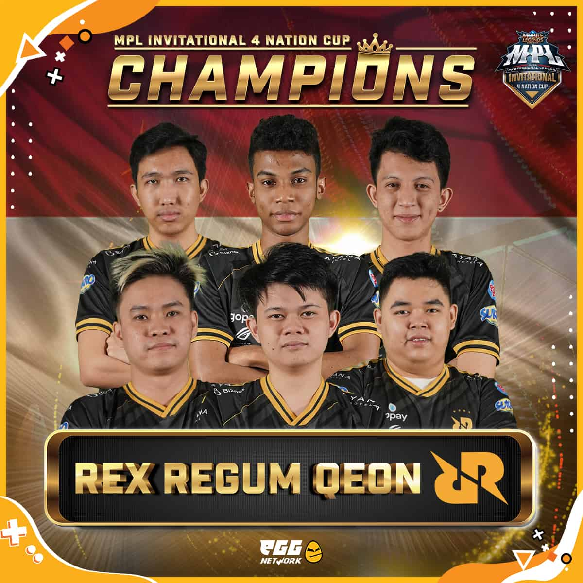 RRQ crowned MPL Invitational 4 Nation Cup champions - eGG ...